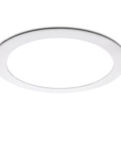 Downlight Slimline Ø220mm 20W 1600Lm 30.000H Circular