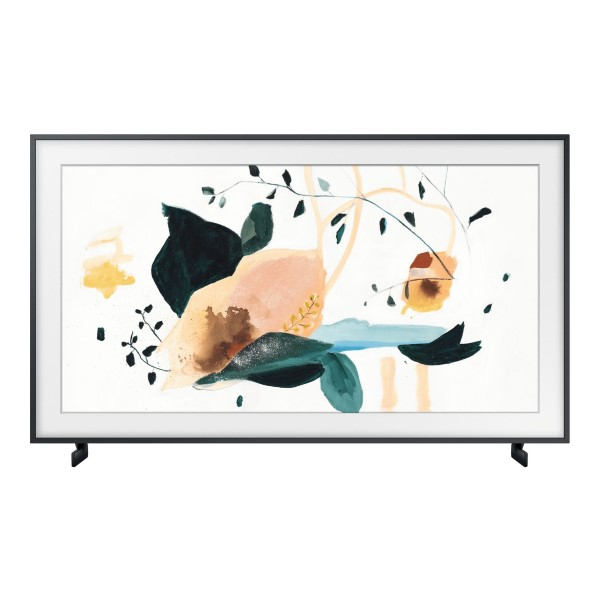 "Smart TV Samsung The Frame 55LS03T 55"" 4K Ultra HD QLED WiFi Preto"