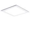 LED Downlight Slimline Quadrado Ecoline 170Mm 12W 860Lm 30.000H