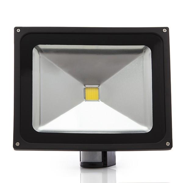 Projetor LED IP65 Detector de Movimento 50W 4250Lm 30.000H