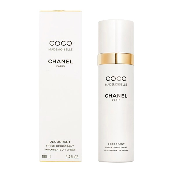Desodorizante em Spray Coco Mademoiselle Chanel (100 ml)