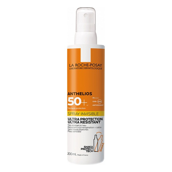 Spray Protetor Solar Anthelios Xl La Roche Posay Spf 50+ (200 ml)