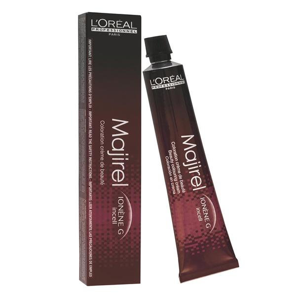 Coloração Permanente em Creme Majirel N7,11 L'Oreal Expert Professionnel (50 ml)