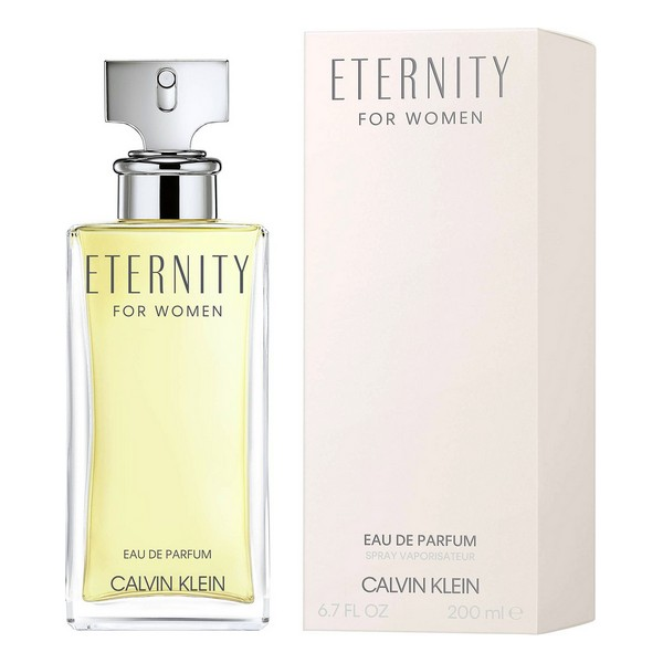 Perfume Unissexo Eternity Calvin Klein EDP (200 ml)