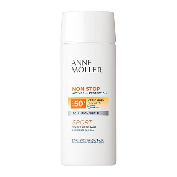 Protetor Solar Fluido Non Stop Anne Möller Spf 50+ (75 ml)
