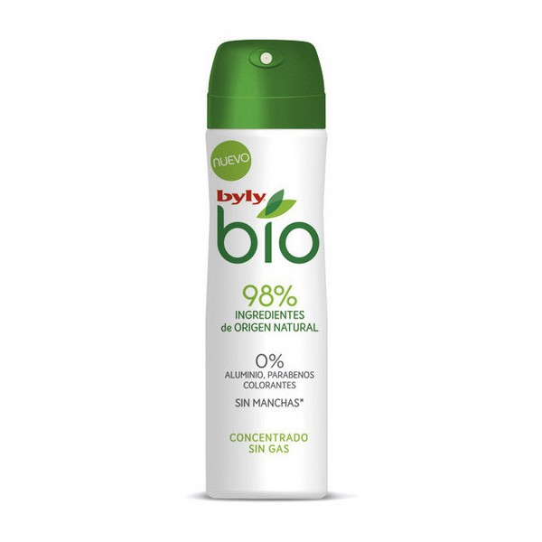 Desodorizante em Spray Bio Natural Byly (75 ml)