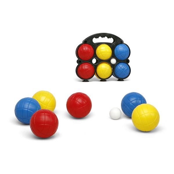 Jogo de Habilidade Petanca Plástico (6 Pcs)
