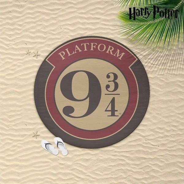 Toalha de Praia Harry Potter