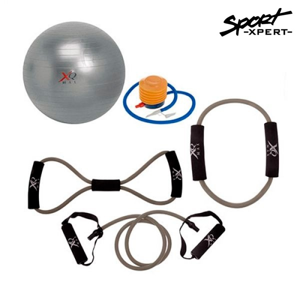 Equipamento de Fitness (7 pçs)