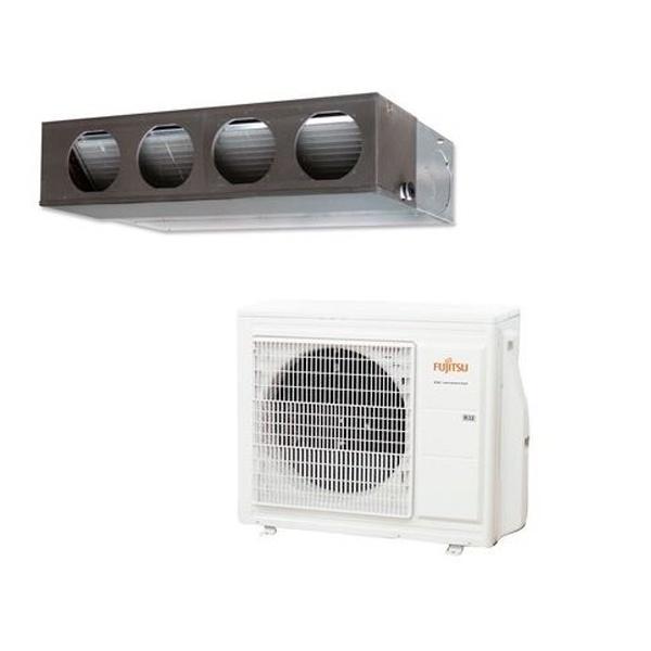 Ar Condicionado por Condutas Fujitsu ACY71KKA 5847 fg/h A+/A Frio + calor