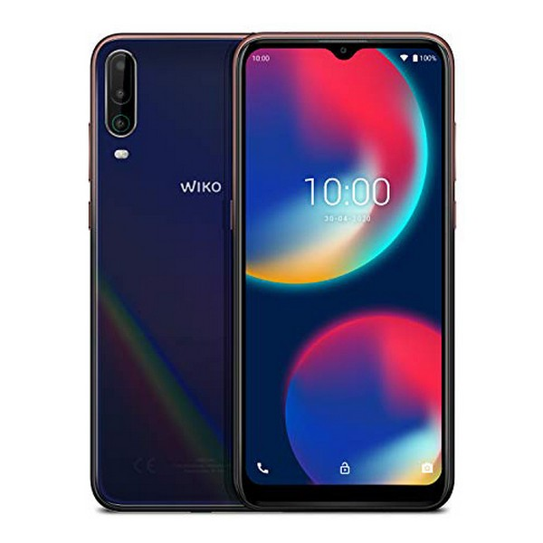 "Smartphone WIKO MOBILE View 4 6,52"" Octa Core 3 GB RAM 64 GB Azul"