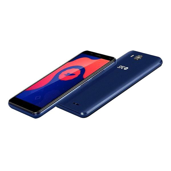 "Smartphone SPC Smart Lite 5"" Quad Core 1 GB RAM 16 GB Azul"