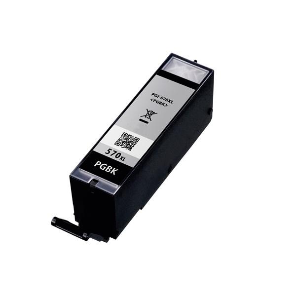Cartucho Compatível Inkoem M-PGI570XLBK Preto
