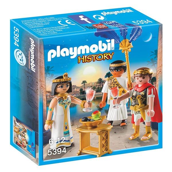 Playset History Playmobil 5394 (10 pcs)