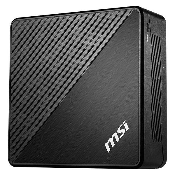 Mini PC MSI Cubi 5 10M-032ES i7-10510U 8 GB RAM 256 GB SSD Preto