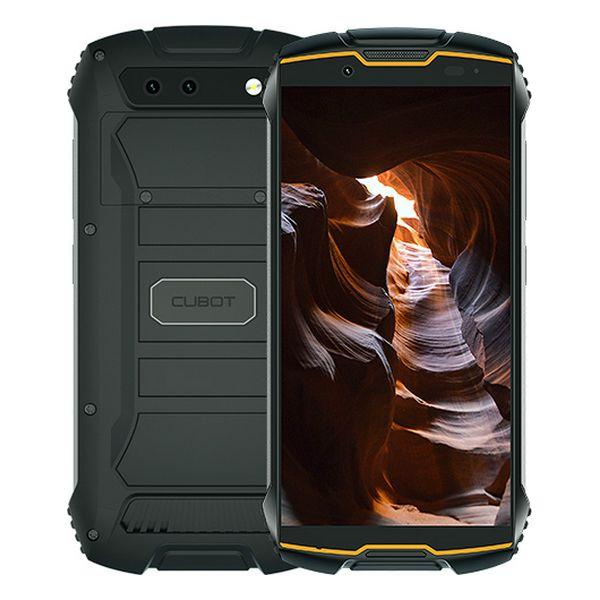 """Smartphone Cubot King Kong Mini 4"""" Quad Core 3 GB RAM 32 GB Preto Laranja"""