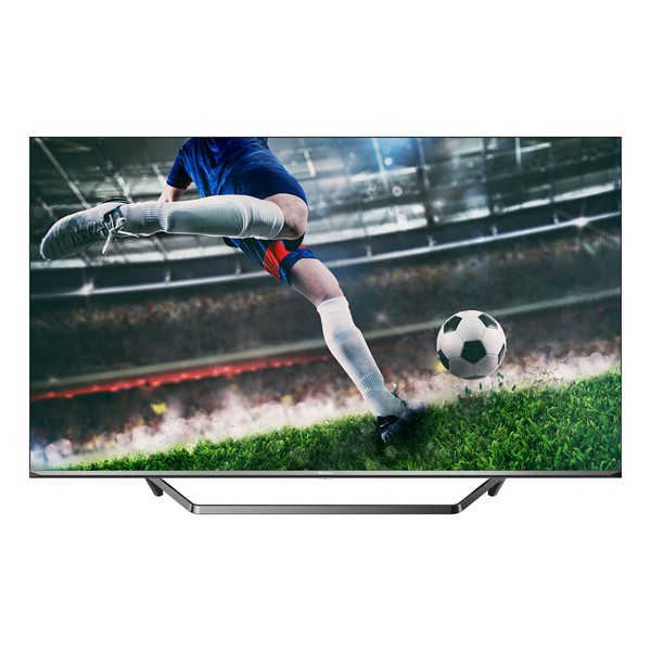 "Smart TV Hisense 55U7QF 55"" 4K Ultra HD ULED WiFi Preto"