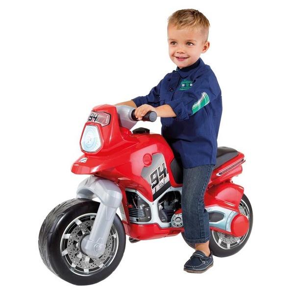 Moto Correpassagens Moltó Advance Vermelho (92 Cm)