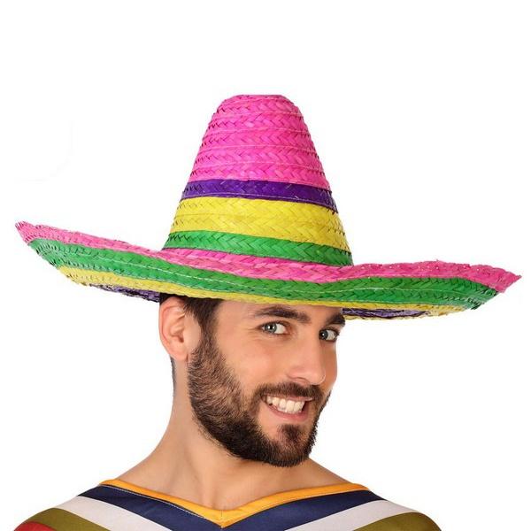 Chapéu Mexicano Multicolor 110064