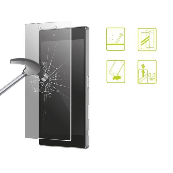 Protetor de vidro temperado para o telemóvel Bq Aquaris U Contact Extreme
