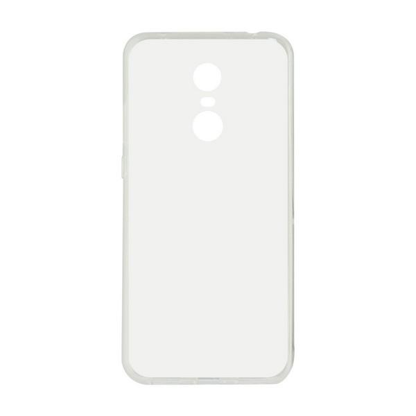 Capa para Telemóvel Lg Q7 Flex TPU Transparente