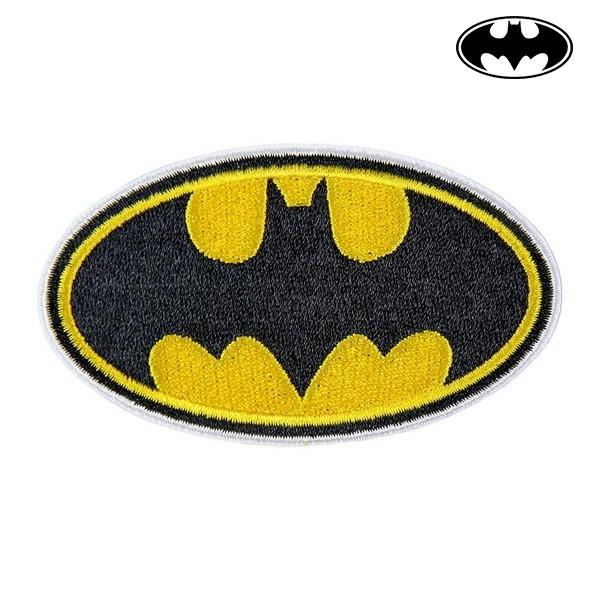 Adesivo Batman Amarelo Preto Poliéster