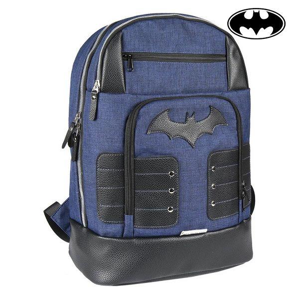 Mochila Casual Batman Azul marinho
