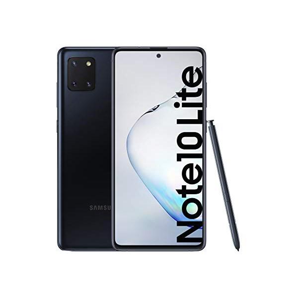"Smartphone Samsung Galaxy Note 10 Lite SM-N770FZKDPHE 6,7"" Octa Core 6 GB RAM 128 GB Preto"