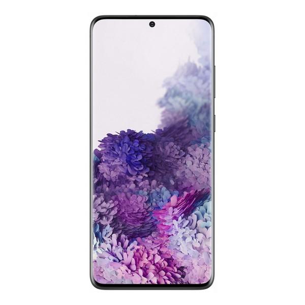 "Smartphone Samsung Galaxy S20+ SM-G985FZKDEUB 6,7"" Octa Core 8 GB RAM 128 GB Preto"