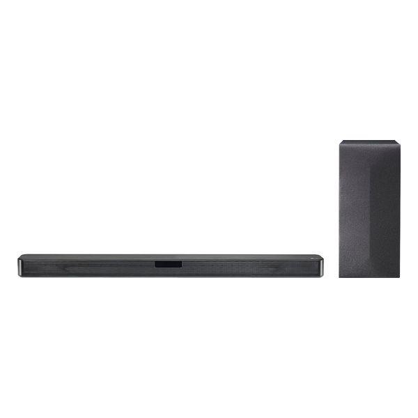 Barra de Som sem fios LG SN4 2.1 Bluetooth 300W Preto