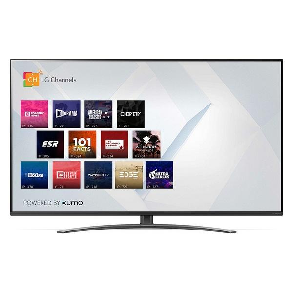 "Smart TV LG 55NANO816 55"" 4K Ultra HD NanoCell WiFi Preto"