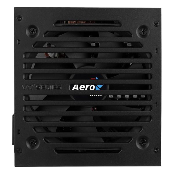 Fonte de Alimentação Aerocool VX PLUS 550 ATX 550W