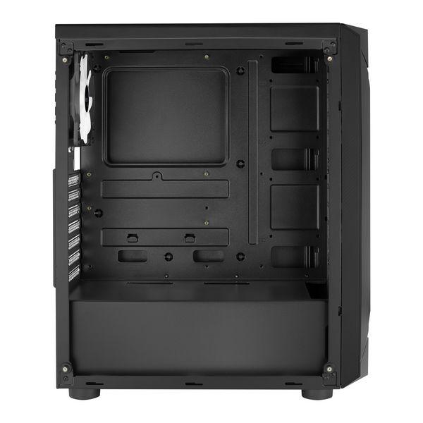 Caixa Semitorre Micro ATX / Mini ITX / ATX Aerocool Sentinel Preto