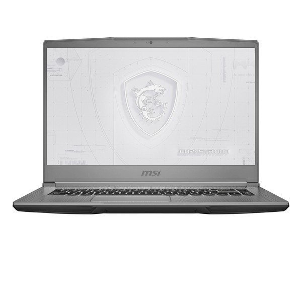 "Notebook MSI WF65-467ES 15,6"" i7-10750H 32 GB RAM 1 TB SSD Prateado"