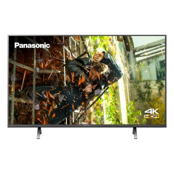 "Televisão Panasonic Corp. TX-43HX900E 43"" 4K Ultra HD LED WiFi Cinzento"