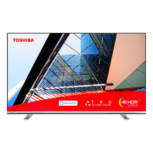 "Smart TV Toshiba 50UL4B63DG 50"" 4K Ultra HD DLED WiFi Preto"