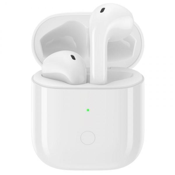 Auriculares Bluetooth Realme Buds Air Neo 400 mAh Branco