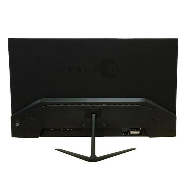"""Monitor Falkon F24 23,8"""" Full HD 75 Hz HDMI Preto"""