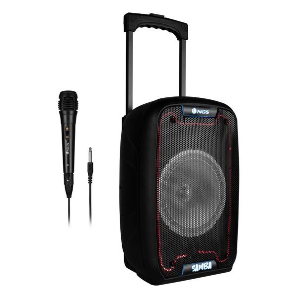 Altifalante Bluetooth NGS Wild Samba 2400 mAh 8W