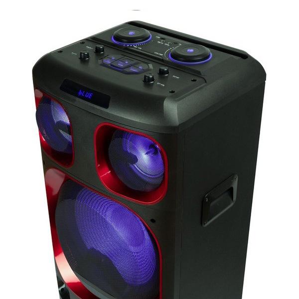 Altifalante Bluetooth NGS WILDSKA2 800W Preto