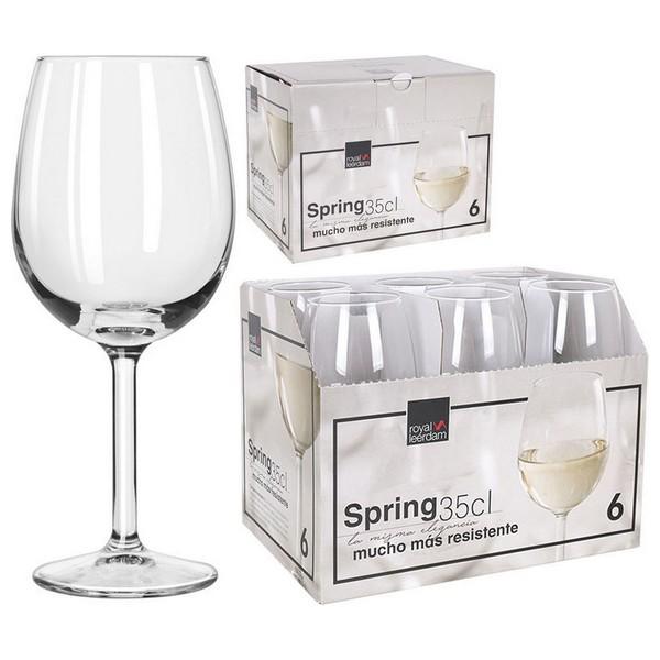 Copo para vinho Royal Leerdam Spring 35 cl (6 pcs)