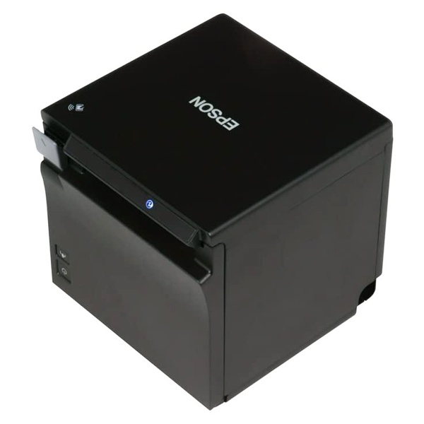 Impressora Térmica Epson TM-30 USB LAN 203 dpi Preto