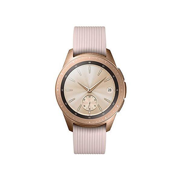 "Smartwatch Samsung Galaxy Watch 1,2"" AMOLED 4G (42 mm) Ouro rosa"