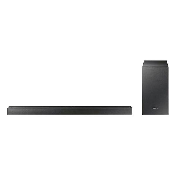 Barra de Som sem fios Samsung HWT420 2.1 Bluetooth 150W Preto