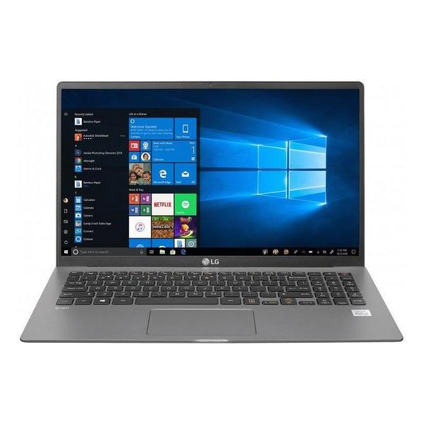 "Notebook LG 17U70N-J.AA78B 17"" i7-10510U 16 GB RAM 512 GB SSD Prateado"