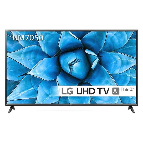 "Smart TV LG 65UM7050 65"" 4K Ultra HD LED WIFI Preto"