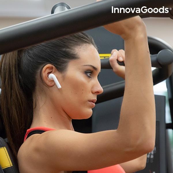 Auriculares Sem Fios SmartPods InnovaGoods