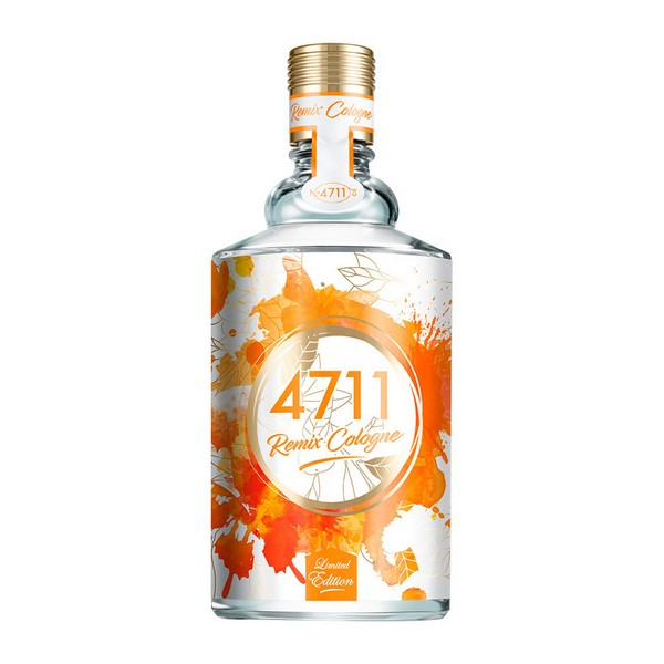 Perfume Unissexo Remix Orange 4711 EDC (100 ml)