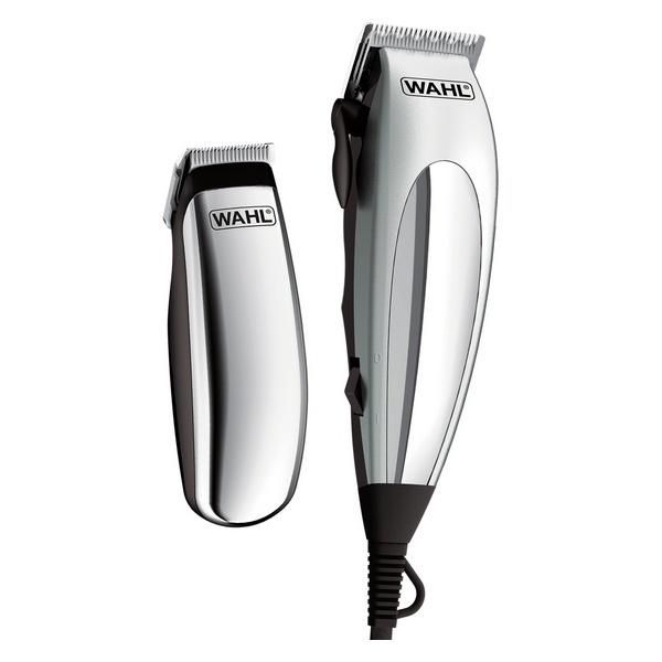 Aparador de Cabelo-Máquina de Barbear Wahl 79305-1316 Prata