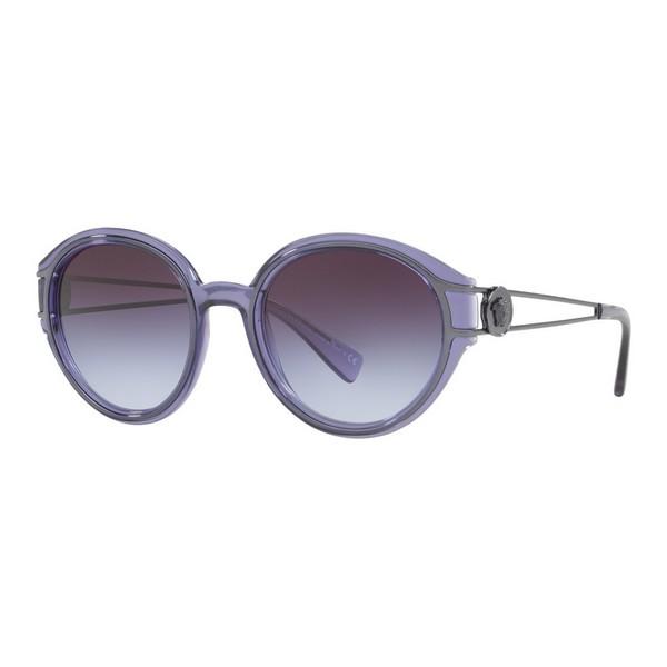 Óculos escuros femininos Versace VE4342-121-4Q (Ø 53 mm)
